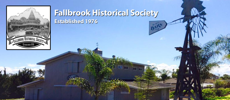 Fallbrook Historical Society